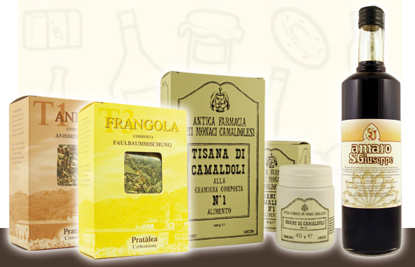 Stitichezza Rimedi Naturali Tisana di Camaldoli Praglia