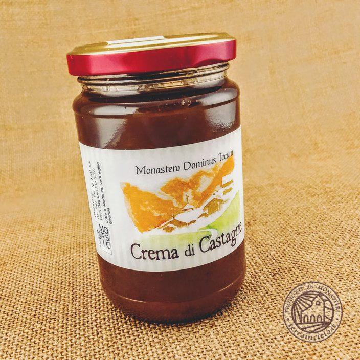 Crema di Castagne dei Monaci di Pra'd Mill